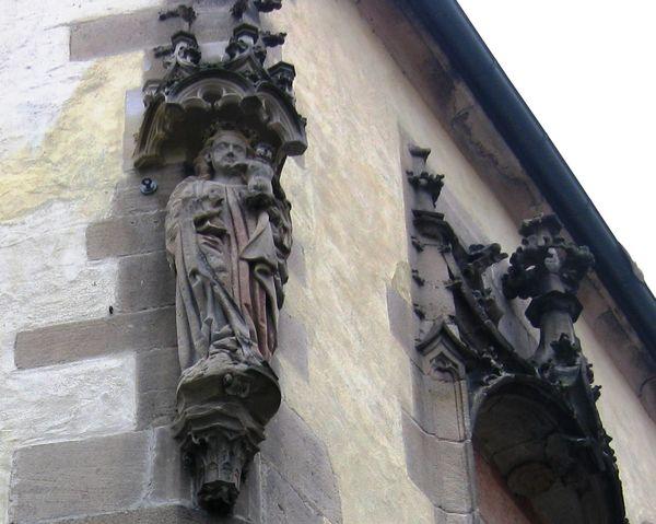 Bebenhäuser Pfleghof in Tübingen