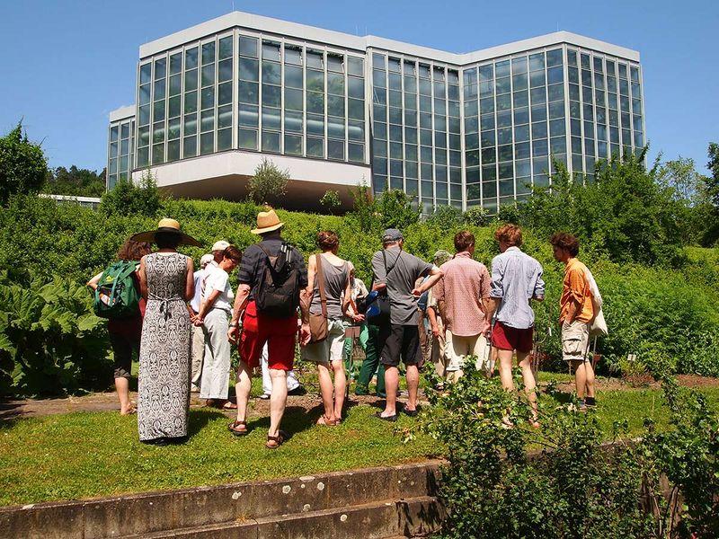 Lehrgarten und Erholungsoase zugleich