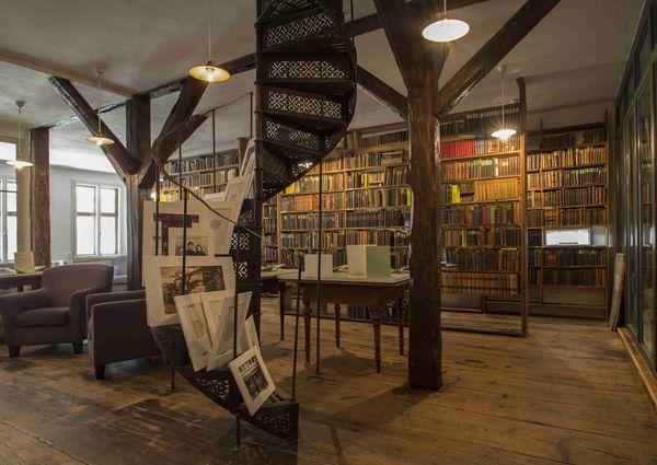 Hesse-Kabinett Tübingen