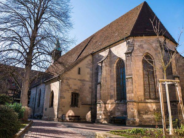 Jakobuskirche Tübingen