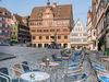 Gastronomie am Marktplatz Tübingen