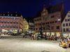 Nightlife am Tübinger Marktplatz in Sommernächten