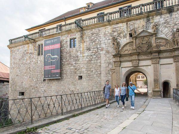 Im Schloss Hohentübingen