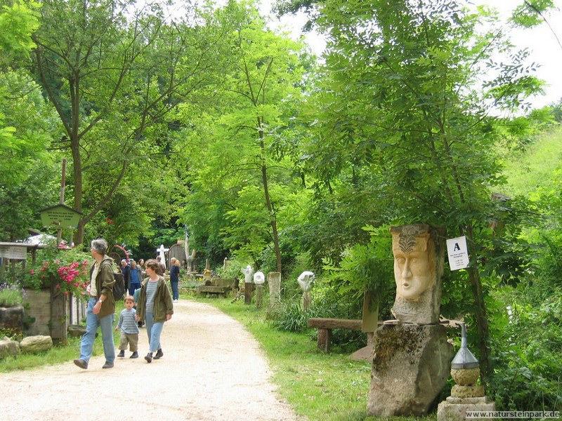 Natursteinpark