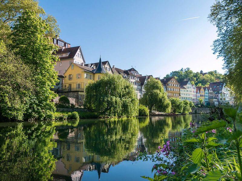 Neckarfront Tübingen