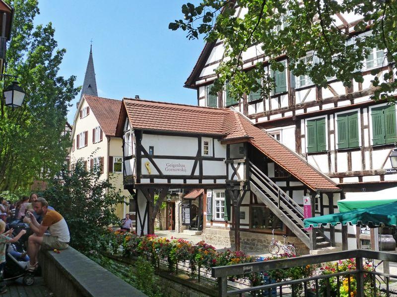 Nonnenhaus Tübingen