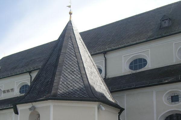 Kapelle rund um Marienquelle