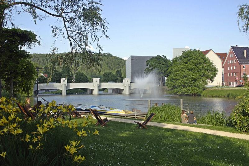 Donaupark in Tuttlingen