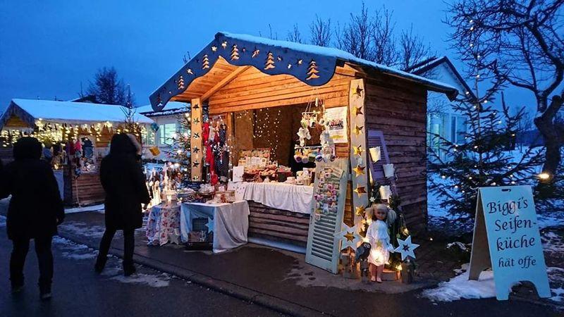 Rittergarten Weihnachtsmarkt in Tuttlingen