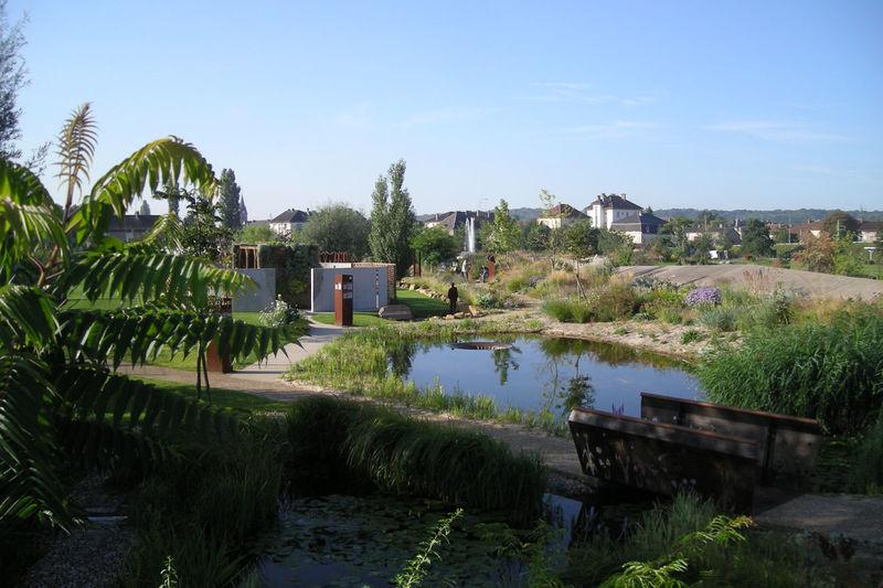 Garten der spuren g rten ohne grenzen - Front de liberation des nains de jardin ...