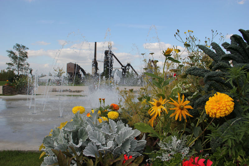 Garten der spuren saarschleifenland - Front de liberation des nains de jardins ...