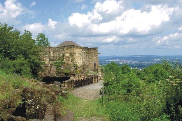 Teufelsburg