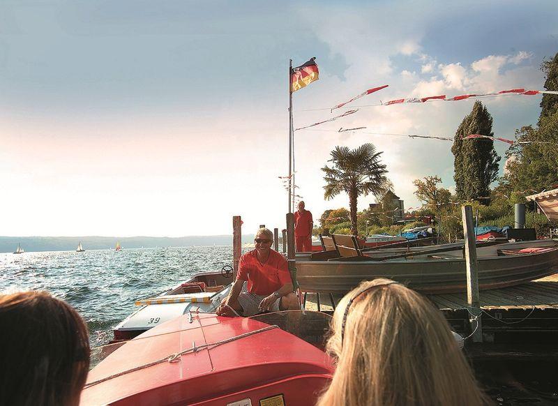 Bootsvermietung Deinert in Überlingen am Bodensee