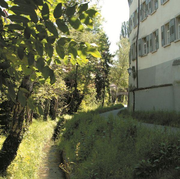 Espachgraben in Überlingen am Bodensee