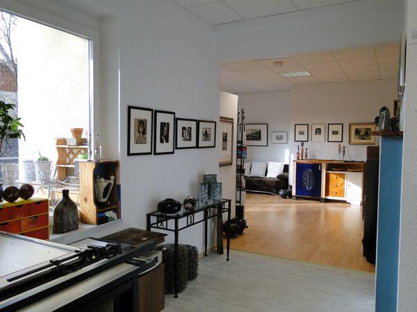 Galerie und Einrahmungen Heike Schumacher in Überlingen am Bodensee