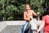 Ponyreiten auf dem Haustierhof Reutemühle in Überlingen