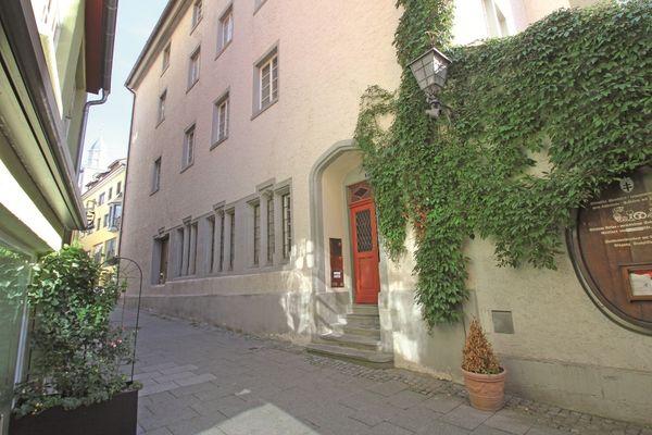 Leopold-Sophien-Bibliothek in Überlingen am Bodensee