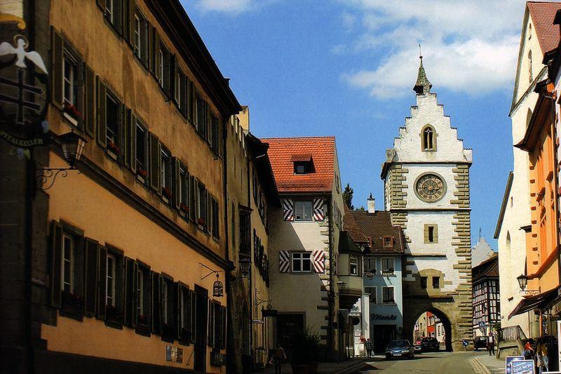 Salmannsweiler Hof an der Franziskanerstraße