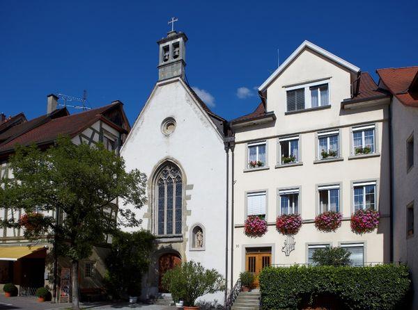 Überlinger Kirche St. Jodok