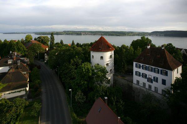 St. Johann-Turm in Überlingen am Bodensee