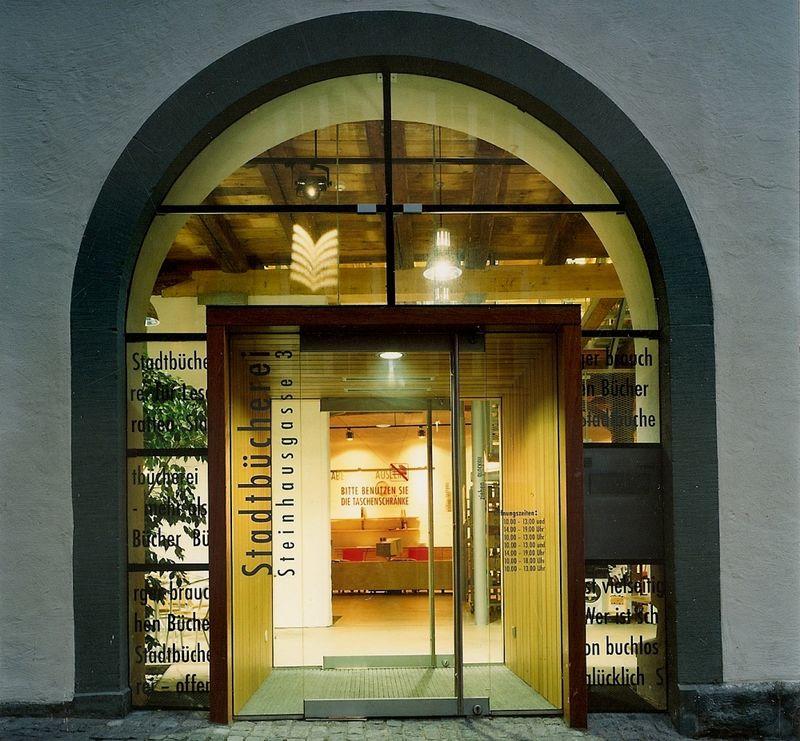 Stadtbücherei Baden Baden