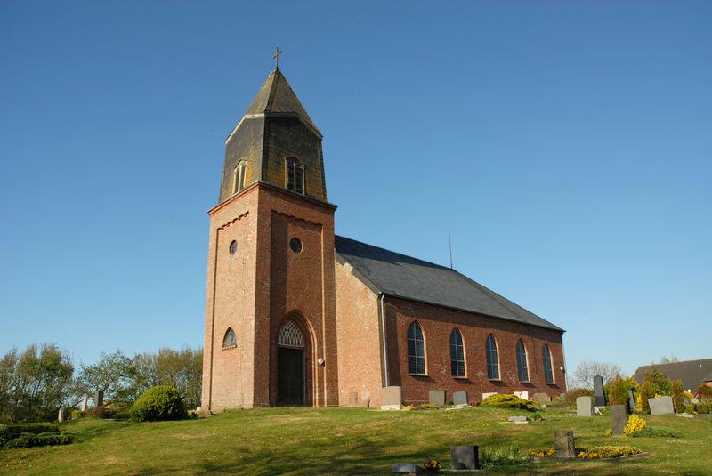 Kirche St. Nikolai Uelvesbüll