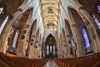 Das Kirchenschiff der Ulmer Münsters
