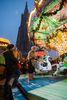Kinderkarussell auf dem Ulmer Weihnachtsmarkt