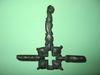 Auch Zaumzeuganhänger wurden bei der ehemalige Burganlage Vormhaus bei Untergriesbach gefunden