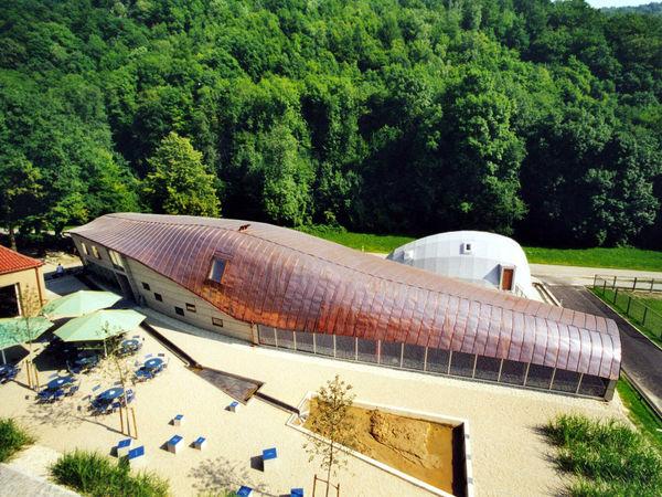 Das HAUS AM STROM bei Untergriesbach ist von beeindruckender Architektur