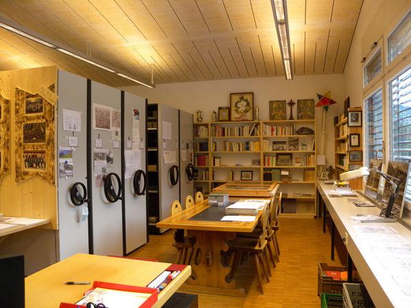 Archiv Cultural Lumnezia