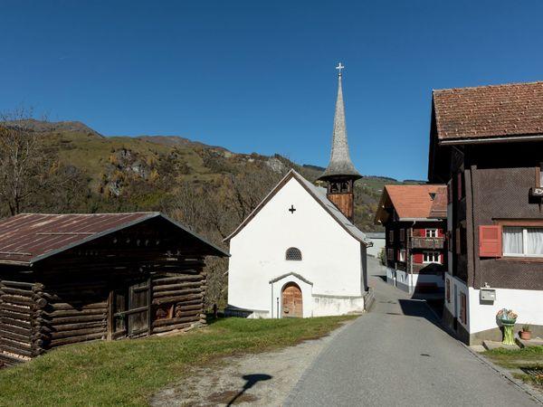 Kapelle Sogn Carlo Borromeo