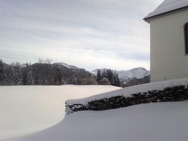 Kirchlein in Valzeina