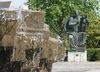 Skulptur Apoll am Brenninger Rundweg