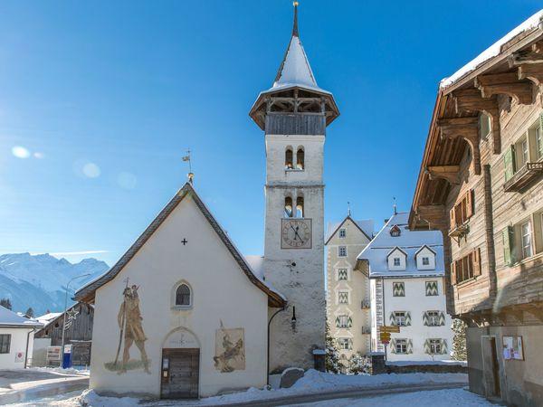 Kapelle Sogn Roc