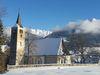 Kirche Sogn Vintschegn, Winter