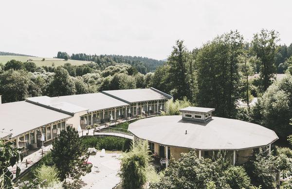 Adventure Camp Schnitzmühle bei Viechtach am Schwarzen Regen