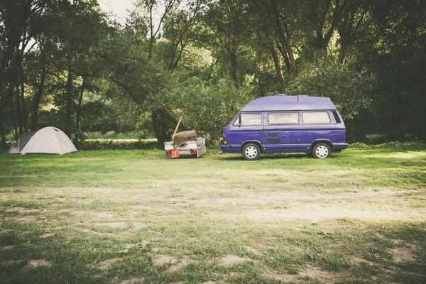 Camping in Schnitzmühle bei Viechtach