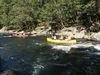 Bootstouren mit dem Kanuverleih Bayerwald auf dem Fluss Regen