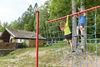 Spielplatz für die Kleinen bei der Kronberghütte