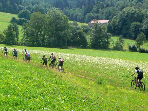 e-Bike Urlaub in Viechtach