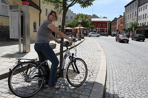 Mit dem e-Bike durchs Viechtacher Land
