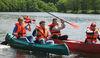 Kanutouren auf dem Schwarzen Regen mit VIT & FUN in Viechtach