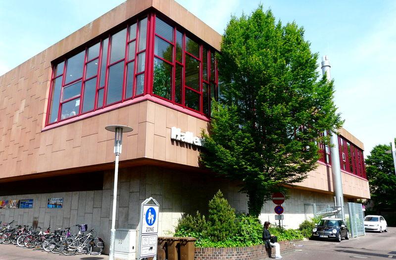 Hallenbad Viernheim