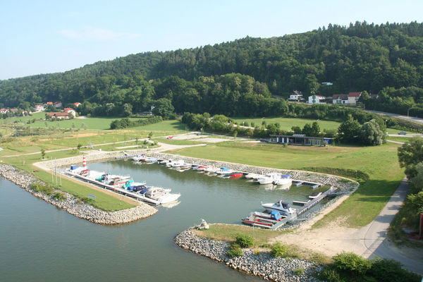 Bootshafen Vilshofen