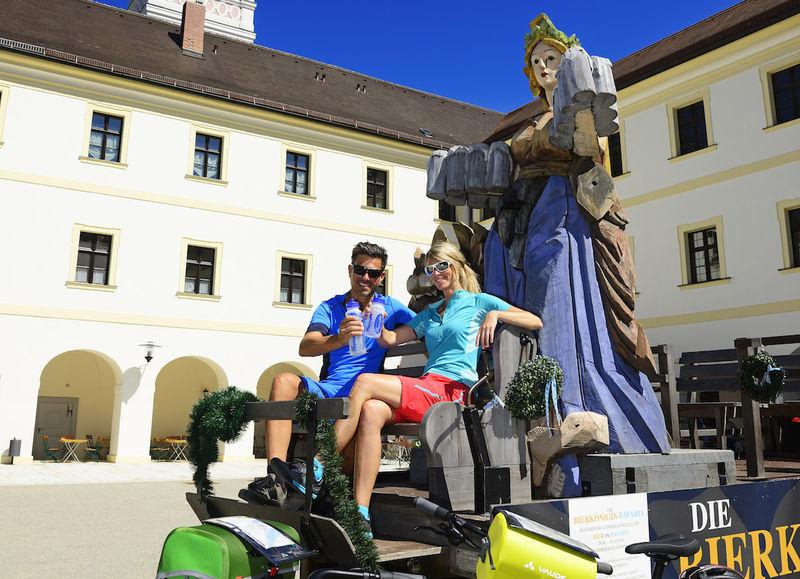 Etappe 2: Vilshofen an der Donau - Eichendorf