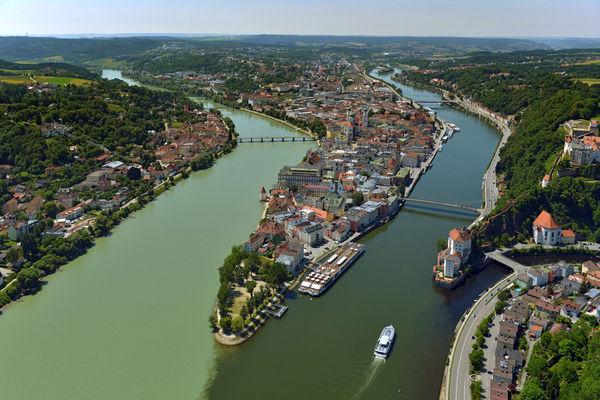 Ortspitze Passau