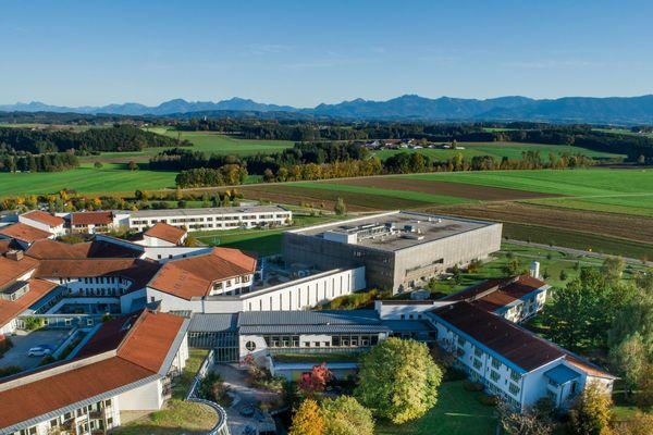 Schön Klinik Vogtareuth Luftbild