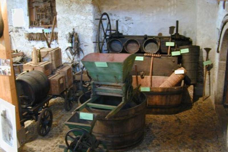Winegrowing Museum Vogtsburg Achkarren Blackforest Tourism
