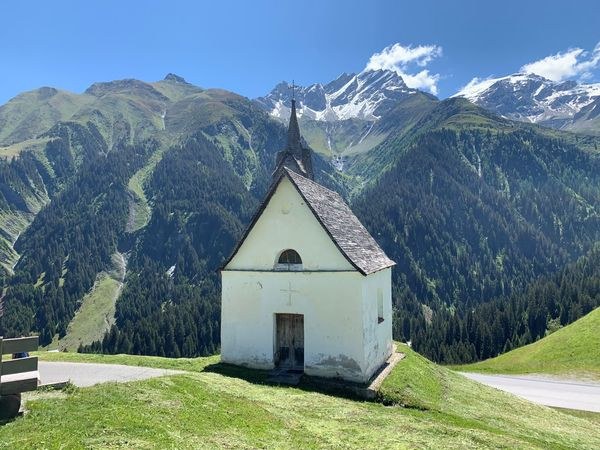 Kapelle Sogn Giusep